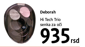 Senka za oči Hi Tech Trio