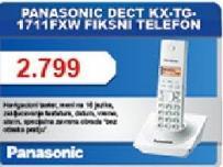 Telefon KX-TG 1711 FXW