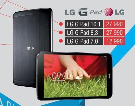 Tablet G Pad 10.1