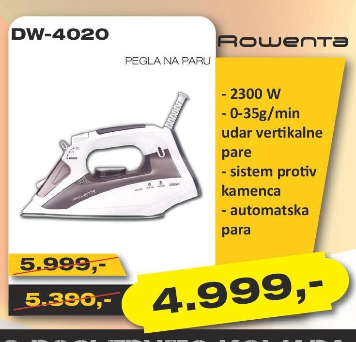 Pegla DW 4020