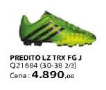 Fudbalske kopačke predito LZ  TRX  FG J