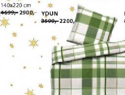 Pamučna posteljina YDUN