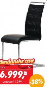 "Trpezarijska stolica ""San Remo"""
