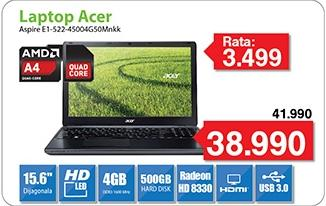 Laptop Aspire E1-522-45004G50Mnkk
