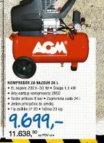Kompresor za vazduh 24l