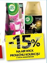 Air Wick kolekcija
