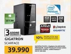 Desktop računar GIGATRON SCARFACE 9