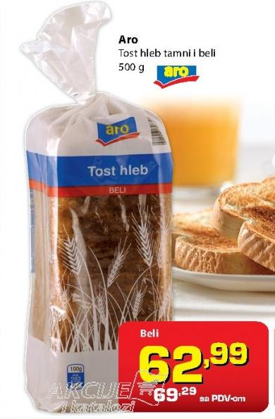 Hleb tost