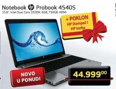 Notebook Probook 4540S