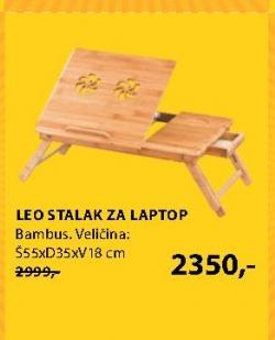 Stalak za laptop