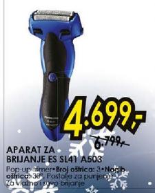 Aparat za brijanje ES-SL41-A503