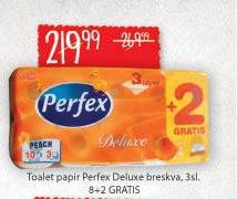 Toalet papir Deluxe