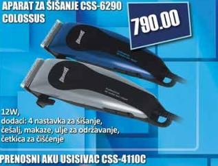 Aparat za šišanje CSS-6290
