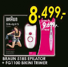 Epilator 5185