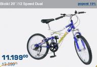 bicikl Speed Dual