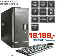 Desktop računar AMD E350 2-Core 1,6