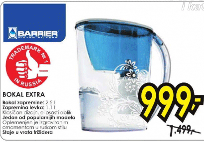 Bokal Extra