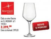 Čaša za vino Elektra