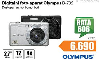Digitalni foto-aparat D-735