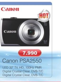 Digitalni Fotoaparat PSA2550BK