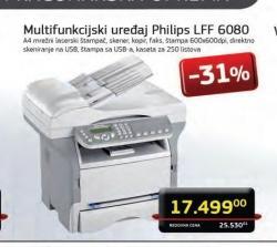 Multifunkcijski uređaj LFF 6080