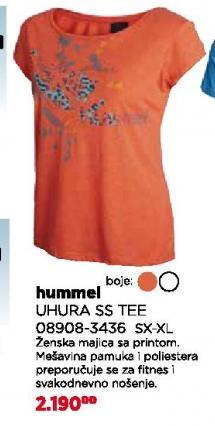 Majica ženska Uhura SS Tee