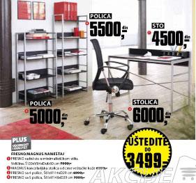 Kancel. stolica
