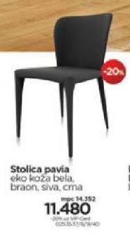 Stolica Pavia
