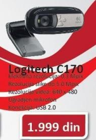Web kamera  C170