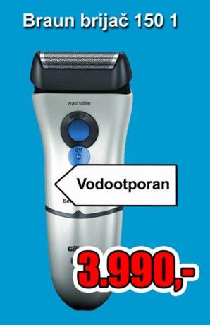Aparat za brijanje 150 1 AMEE