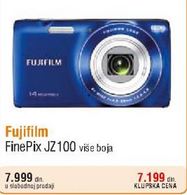 Digitalni fotoaparat FinePix JZ100