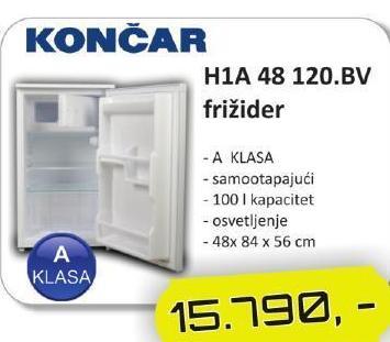 Frižider H1A 48 120.BV