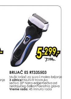 Aparat za brijanje ES-RT33S503