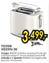 Toster HD 2596 00