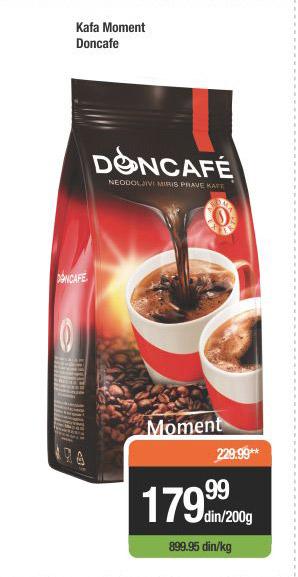 Domaća kafa Moment