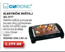 Električni Roštilj BQ 2977 2000W