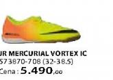 Fudbalske kopačke JR Mercurial Vortex IC,  573870-708