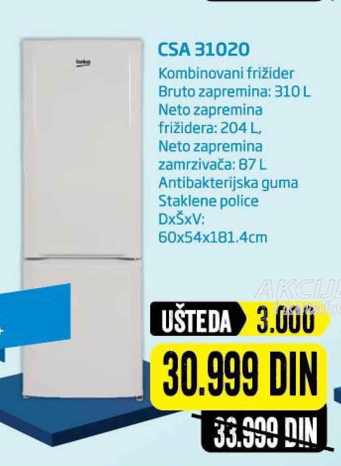 Frižider CSA 31020