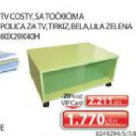 Polica za TV Costy