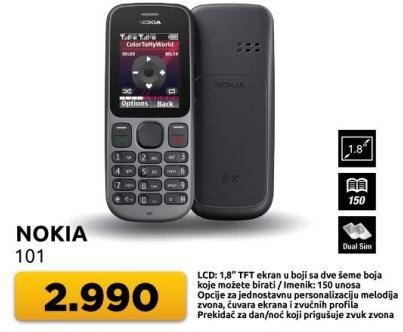 Mobilni telefon 101