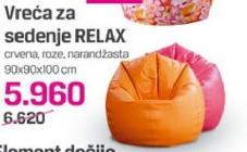 Vreća za sedenje Relax