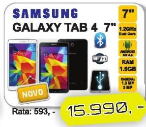 Tablet Galaxy Tab 4 7.0