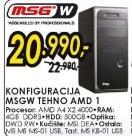 Konfiguracija MSGW Tehno AMD 1