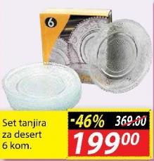Set tanjira za desert