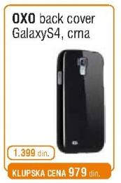 Back Cover Oxo Galaxy S4 Mini