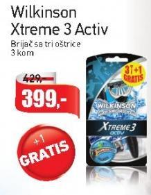Brijač Xtreme 3 Active