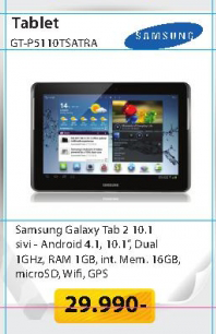 Tablet PC GT-P5110TSATRA