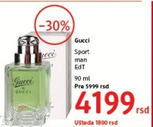 Toaletna voda Sport Gucci by Gucci