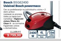 Usisivač Bsg62400