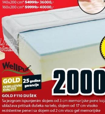 Dušek Gold F110